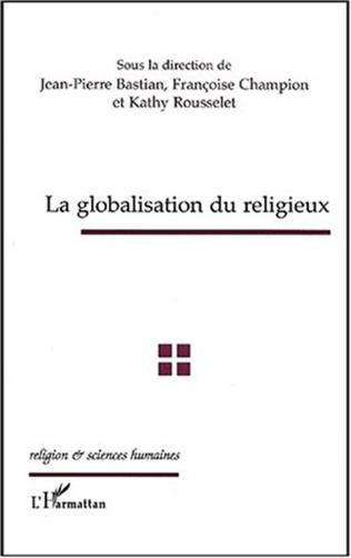Couverture GLOBALISATION DU RELIGIEUX