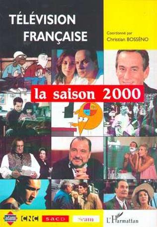 Couverture TÉLÉVISION FRANÇAISE La saison 2000