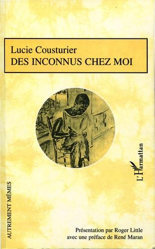 Couverture DES INCONNUS CHEZ MOI