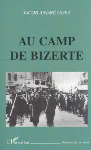 Couverture AU CAMP DE BIZERTE