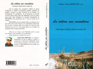 Couverture LA COLLINE AUX CAROUBIERS