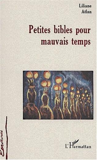 Couverture PETITES BIBLES POUR MAUVAIS TEMPS