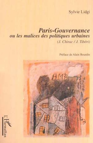 Couverture PARIS-GOUVERNANCE