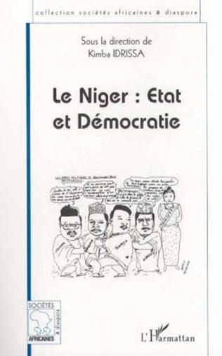 Couverture Société nigérienne et démocratie