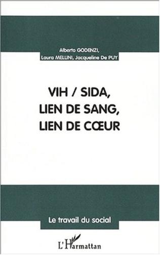 Couverture VIH/SIDA, LIEN DE SANG, LIEN DE CŒUR