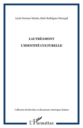 Couverture LAUTRÉAMONT
