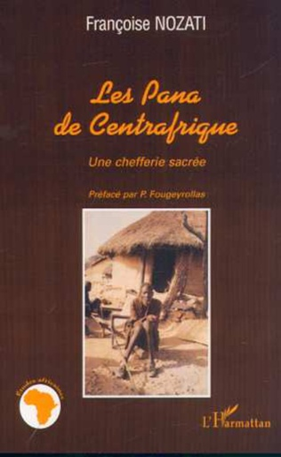 Couverture LES PANA DE CENTRAFRIQUE