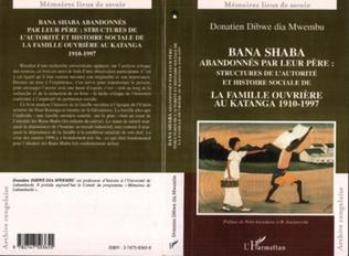 Couverture BANA SHABA ABANDONNÉS PAR LEUR PÉRE