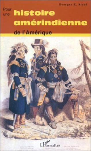Couverture POUR UN HISTOIRE AMÉRINDIENNE DE L'AMÉRIQUE