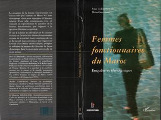 Couverture FEMMES FONCTIONNAIRES AU MAROC