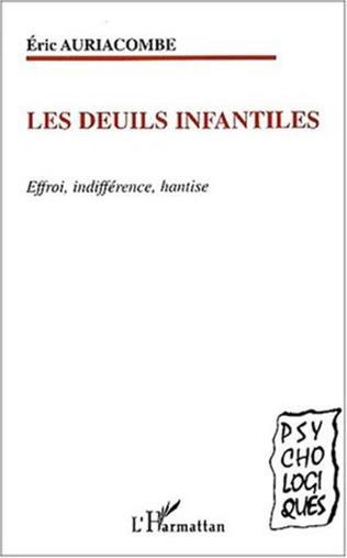 Couverture LES DEUILS INFANTILES