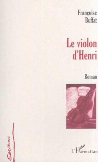 Couverture LE VIOLON D'HENRI