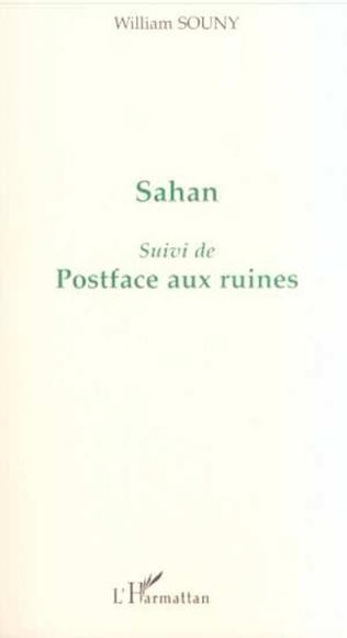 Couverture SAHAN