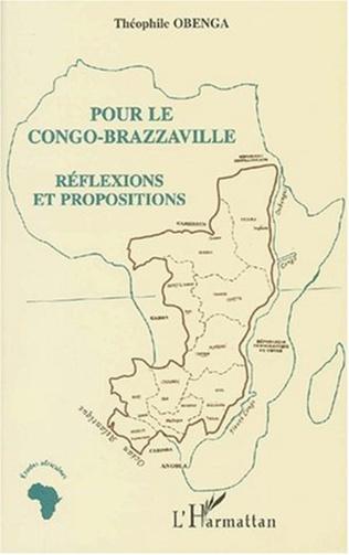 Couverture POUR LE CONGO-BRAZZAVILLE