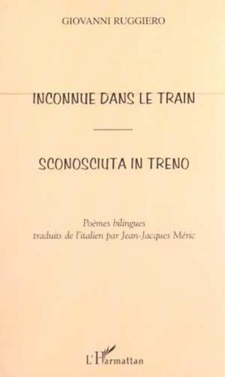 Couverture INCONNUE DANS LE TRAIN
