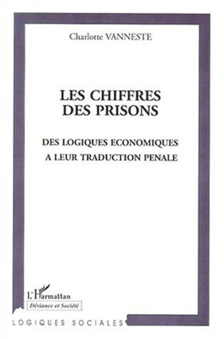 Couverture LES CHIFFRES DES PRISONS