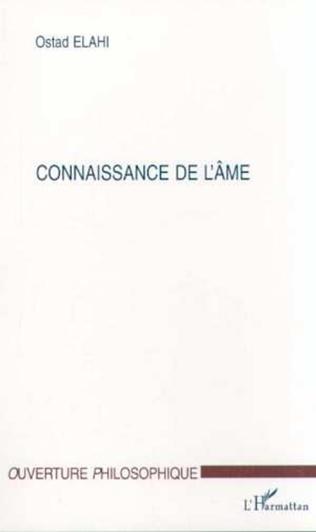 Couverture CONNAISSANCE DE L'ÂME