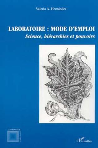 Couverture LABORATOIRE : MODE D'EMPLOI