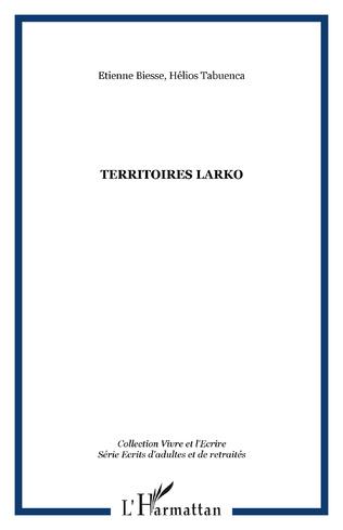 Couverture TERRITOIRES LARKO