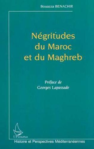 Couverture NÉGRITUDES DU MAROC ET DU MAGHREB