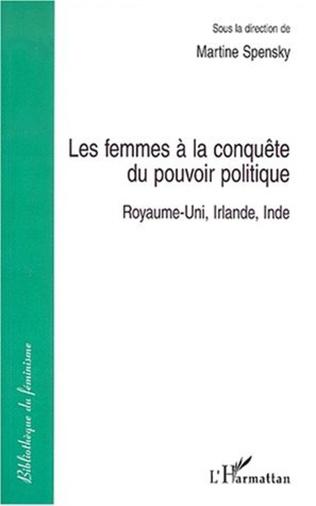 Couverture LES FEMMES A LA CONQUÊTE DU POUVOIR POLITIQUE
