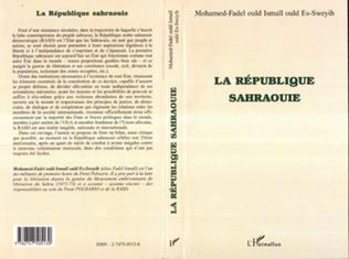 Couverture LA RÉPUBLIQUE SAHRAOUIE