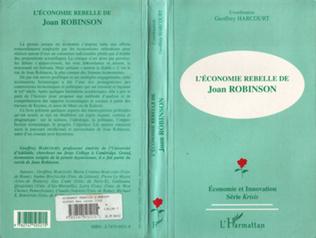 Couverture L'ÉCONOMIE REBELLE DE JOAN ROBINSON
