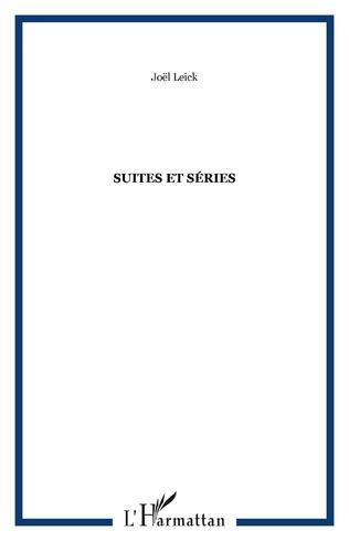 Couverture SUITES ET SÉRIES