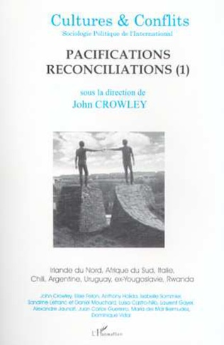Couverture PACIFICATIONS RECONCILIATIONS (1)