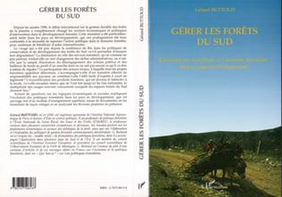 Couverture GÉRER LES FORETS DU SUD