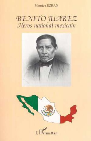Couverture BENITO JUAREZ