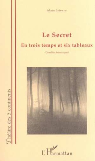 Couverture LE SECRET