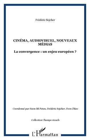 Couverture CINÉMA, AUDIOVISUEL, NOUVEAUX MÉDIAS