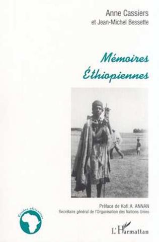 Couverture MEMOIRES ETHIOPIENNES
