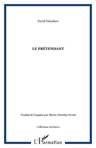 Couverture LE PRÉTENDANT