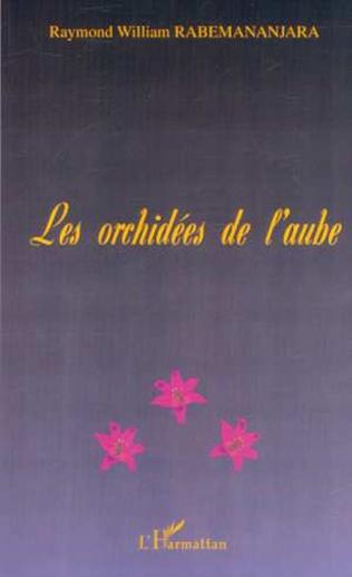 Couverture LES ORCHIDÉES DE L'AUBE