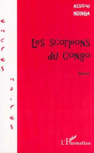 Couverture LES SCORPIONS DU CONGO