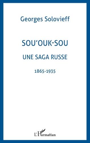 Couverture SOU'OUK-SOU UNE SAGA RUSSE