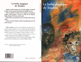 Couverture LA BOÎTE MAGIQUE DE TOUDOU
