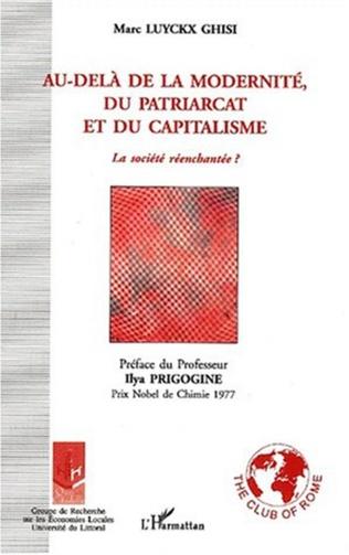 Couverture AU-DELÀ DE LA MODERNITÉ, DU PATRIARCAT ET DU CAPITALISME