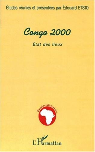 Couverture CONGO 2000