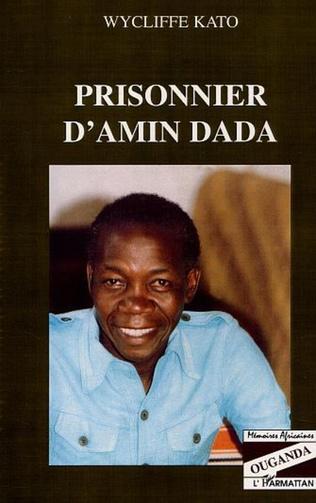 Couverture PRISONNIER D'AMIN DADA