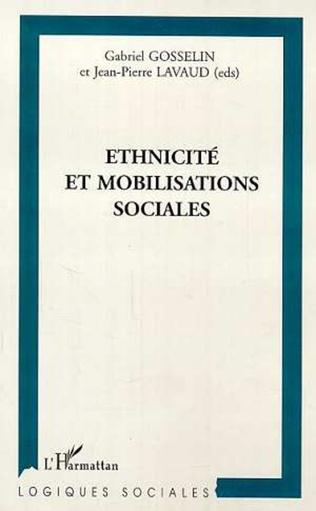 Couverture ÉTHNICITÉ ET MOBILISATIONS SOCIALES