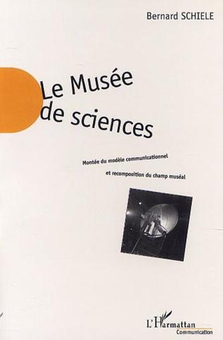 Couverture LE MUSÉE DE SCIENCES