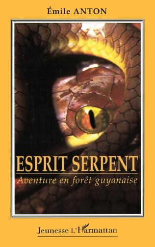 Couverture ESPRIT SERPENT