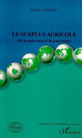 Couverture LE SURPLUS AGRICOLE