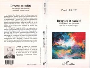Couverture DROGUES ET SOCIÉTÉ