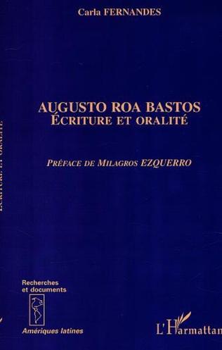 Couverture AUGUSTO ROA BASTOS