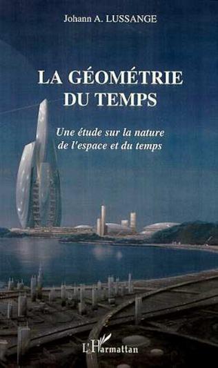 Couverture LA GÉOMÉTRIE DU TEMPS