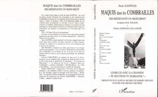 Couverture MAQUIS DANS LES COMBRAILLES